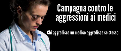 Violenza sui medici – Tutti gli Ordini si mobilitano