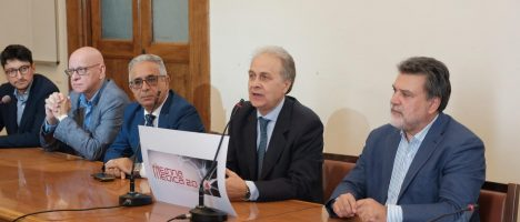 Presentato alla stampa il giornale Messina Medica 2.0