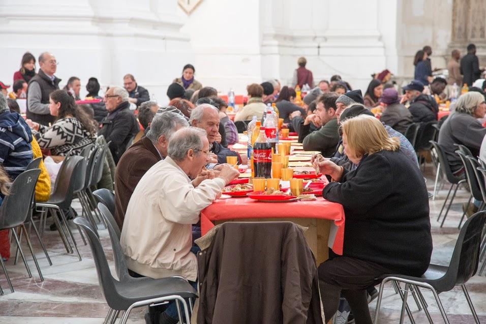 Il Natale della Comunità di Sant'Egidio: un'occasione per aiutare gli altri