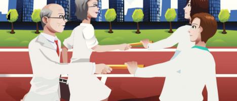 L'editoriale: invecchiamento e lavoro