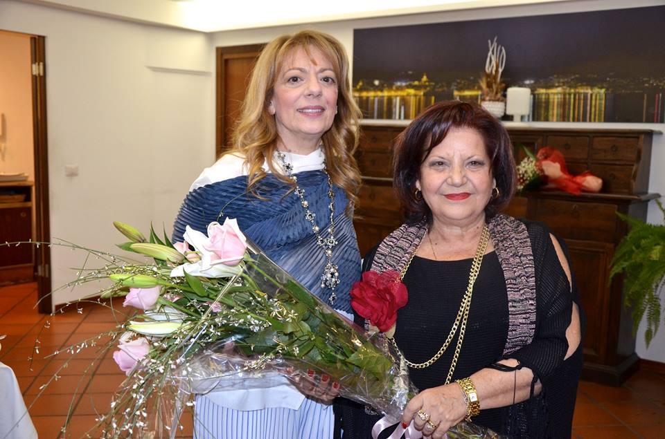 AMMI Messina: Francesca Leonardi lascia la presidenza a Rosellina Crisafulli. Serata storica al Thalatta per rivivere i 4 anni del suo mandato