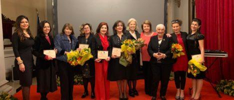 """""""Una mimosa per te"""": premio alla ginecologa Luisa Barbaro e il ricordo di Alessandra Musarra"""