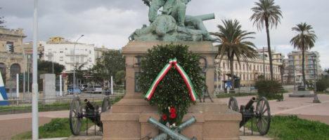 """""""A quel paese""""… la Patria: deturpata la Batteria Masotto. Ricordiamo la storia del noto monumento"""