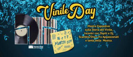 """""""Vinile Day"""", due giorni dedicati alla storia del disco. Il 16 e 17 marzo a Tremestieri"""
