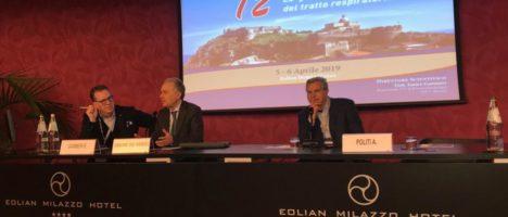 Milazzo: XII convegno sulla gestione integrata del tratto respiratorio