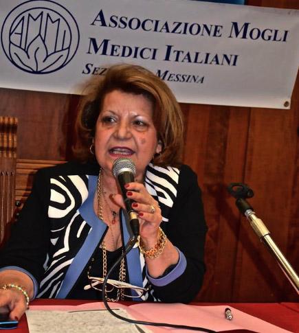 La messinese Francesca De Domenico Leonardi eletta segretaria nazionale AMMI