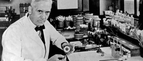 La penicillina: scoperta fortunata e geniale di Alexander Fleming