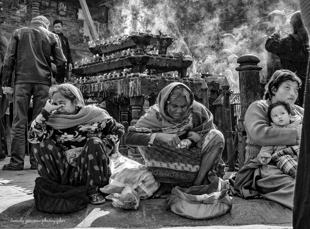 """Quello che la foto non dice: """"I più poveri tra i poveri"""""""