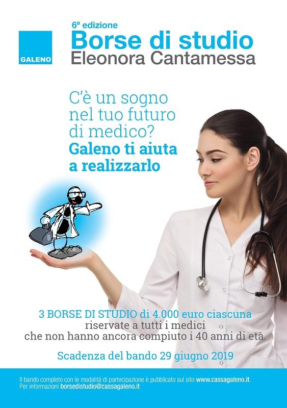 Bando Eleonora Cantamessa in palio 3 borse di studio, scadenza il 29 giugno