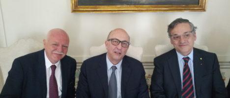 """Marco Ferlazzo presidente Aiop: """"Fermiamo la fuga di cervelli"""""""