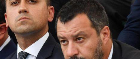 Il riscaldamento globale ha coinvolto anche il Governo italiano