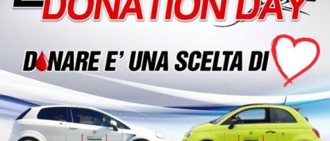 """Il 4 agosto a Messina il """"2° Abarth Blood donation day: donare è una scelta di cuore"""""""