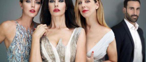 """Crisi di nervi, donne e uomini: la commedia """"Figlie di Eva"""" con Maria Grazia Cucinotta fa tappa a Messina per far riflettere sui rapporti """"di coppia"""""""