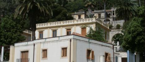 Messina nascosta: Villa Pace