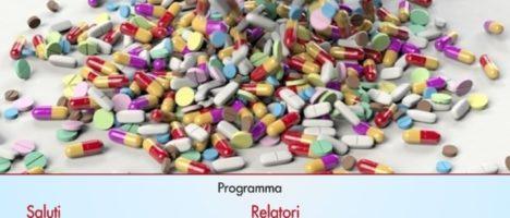 """""""Resistenza Antimicrobica ai farmaci Emergenze sanitarie"""" convegno il 29 novembre all'Auditorium dell'Ordine dei Medici"""