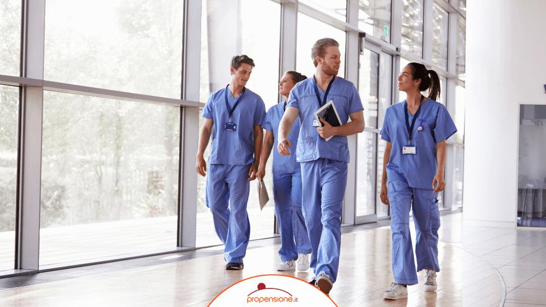 In Italia mancano 50.000 infermieri