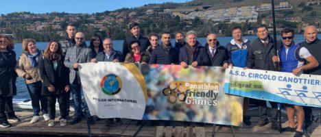 """Pazienti oncologici fanno canottaggio: l'A.O. Papardo, l'Università di Messina e l'A.S.S.O. Onlus insieme per il progetto """"Rowing Against Cancer"""""""