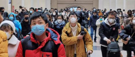 Ministero della Salute: polmonite da nuovo coronavirus (2019 – nCoV) in Cina