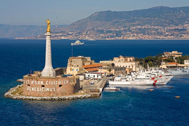 """Venerdì 24 nell'Aula Magna dell'UniMe il convegno del Lions su """"Speranze, amore e voglia di riscatto della città di Messina attraverso il suo porto"""""""