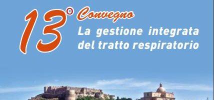 """13° convegno """"La gestione integrata del tratto respiratorio"""" il 27 e 28 marzo all'Eolian Hotel di Milazzo"""