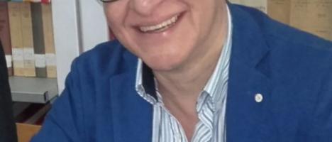 Giuseppe Ruggeri confermato vicepresidente dell'Associazione Medici Scrittori Italiani a Crema dove si è svolto il 69 Congresso Nazionale