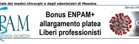ENPAM+ (più), il nuovo bonus che estende la platea dei beneficiari del bonus di 1000 euro