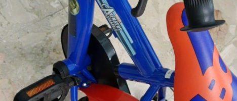 La bici rossa