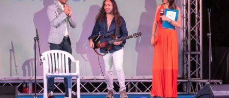 Torna a Salina la chitarra di Gianluca Rando
