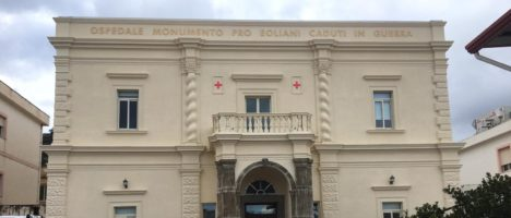 Ospedale di Lipari: dopo i medici di Pronto Soccorso arrivano da lunedì 21 nove nuove unità di personale
