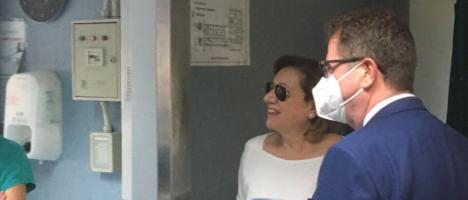 L'Ospedale di Barcellona entro il 15 luglio tornerà ad assicurare le prestazioni sanitarie no Covid