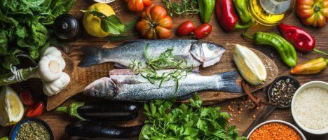 Progetto per la valorizzazione della dieta mediterranea