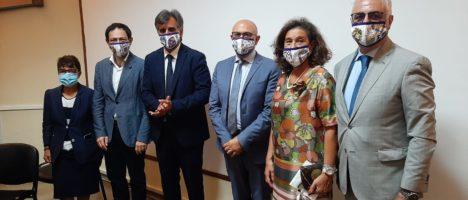 Insediato il commissario Giampiero Bonaccorsi: il Policlinico di Messina pronto per nuove sfide