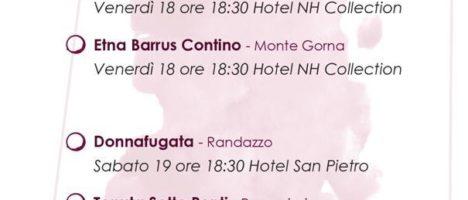 """Enogastronomia. Conoscere, scegliere, stappare: territorio e vini al """"Nations Award 2020"""" a Taormina"""