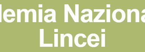 Pubblicati i bandi di concorso delle Borse di studio 2021 dell'Accademia Nazionale dei Lincei. Scadenza 31 dicembre