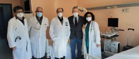 ASP Messina, già attiva dal 3 febbraio la lungodegenza all'Ospedale di Lipari