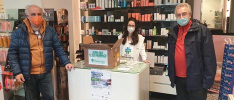 Il cuore di Messina batte la pandemia: 3200 farmaci raccolti nel capoluogo