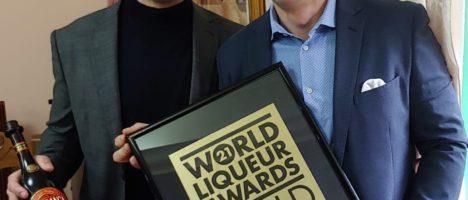 "La Sicilia vince l'Oscar degli amari: assegnato ad Amaranca il ""World Liqueur Awards"" a Londra"