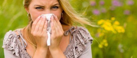 ISS: cos'è l'allergia