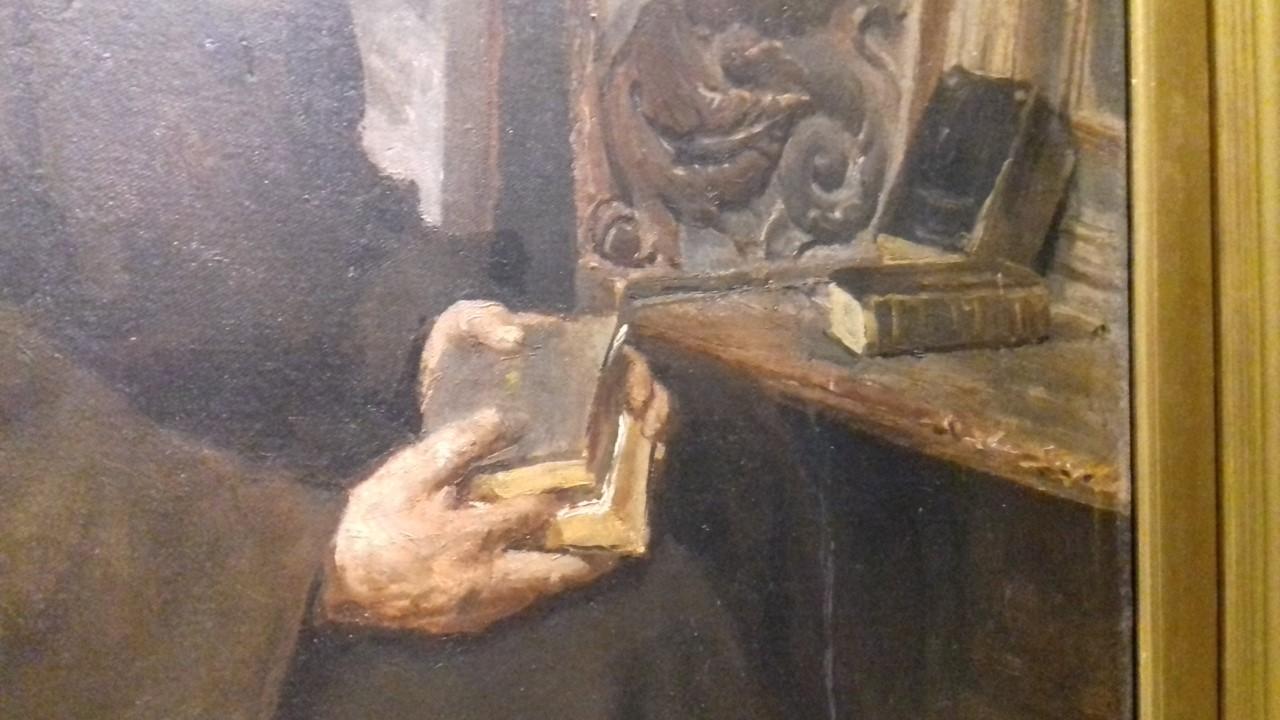 """Noterelle riabilitative del padre del libraio: """"Lavanda"""""""