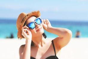 Il sole fa bene all'acne?