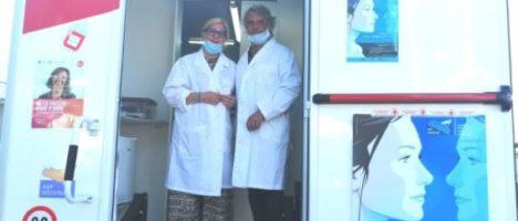 Screening oncologici e vaccini: dal 13 al 17 a Salina